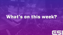 What's on this week? Ft The International 2019
