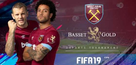 West Ham United and Basset & Gold to host FIFA19 tournament
