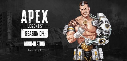 Apex Legends Season 4 just revealed a new legend 'Forge' and a new weapon.