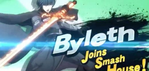 Super Smash Bros Ultimate Fighters Pass 5 REVEAL: Byleth from Fire Emblem joins roster