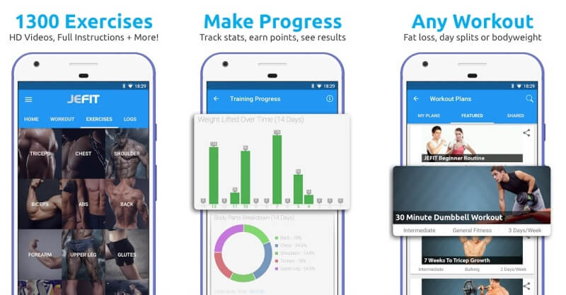 Top 10 Health and Fitness Apps for Android in 2019