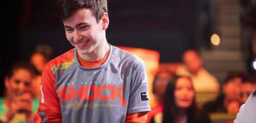 San Francisco Shock's Super says there's room for trash-talking in the Overwatch League