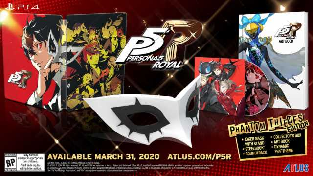 Persona 5 Royal Pre-Order Guide: Special Edition, Steelbook, And More