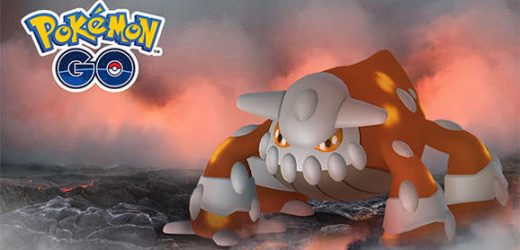 Pokemon Go Heatran Guide: Heatran Raids, Counters, Shiny Heatran, And How To Catch