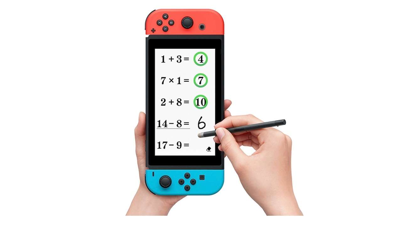 You Can Get An Official Nintendo Switch Stylus, But There's A Catch