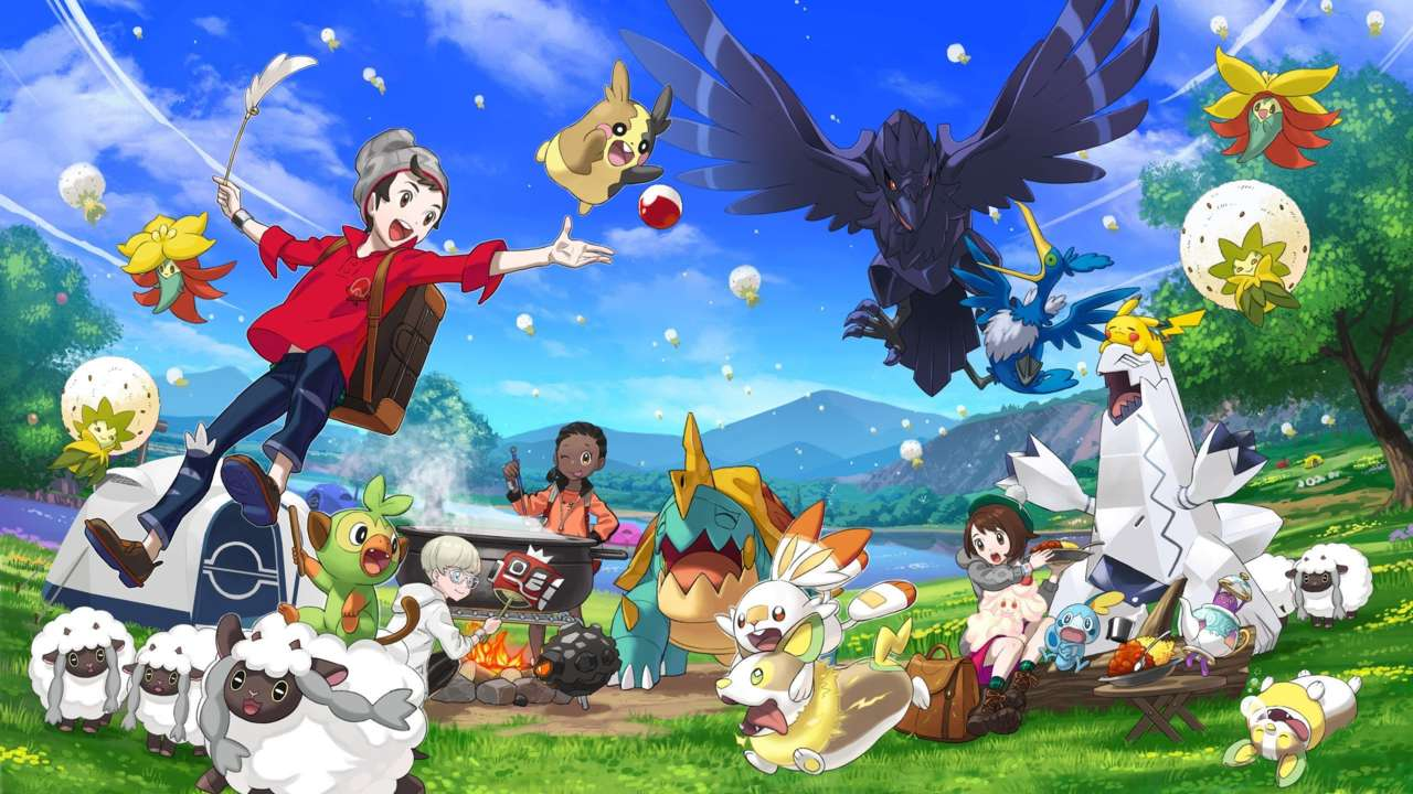 Pokemon Sword & Shield Getting More Old Pokemon, Free Updates On The Way