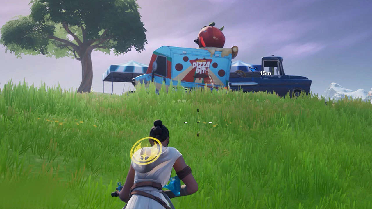 Fortnite Food Truck Locations: Where To Visit Trucks For Remedy Vs. Toxin Challenge