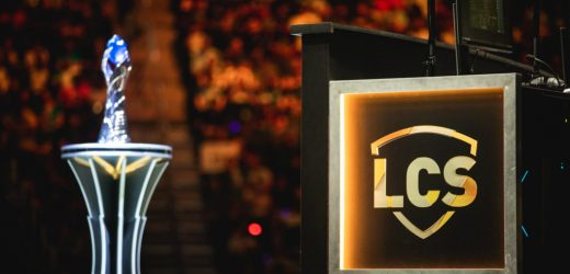 The 2020 LCS Spring Finals will be held in Texas