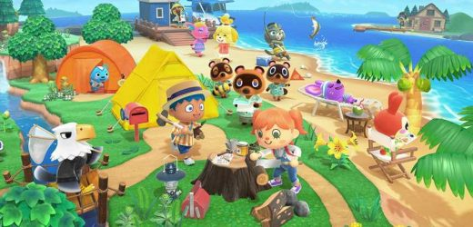 Nintendo Releases An Adorable Animal Crossing: New Horizons Commercial