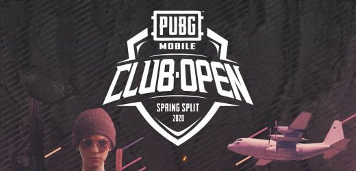 PUBG Mobile Club Open Spring Split 2020 unveiled with $1 million prize pool