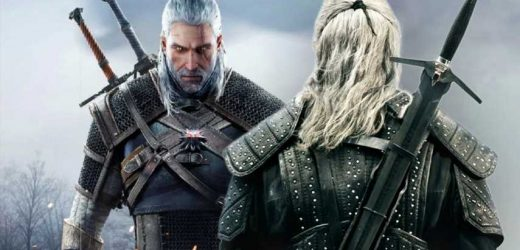 The Witcher: Here's Why Geralt Has Two Swords In The Games