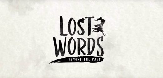 Modus' Lost Words: Beyond the Page Looks Stunning, Arrives This Spring