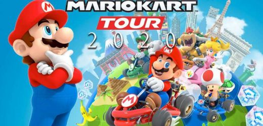 Mario Kart Tour: What Will 2020 Bring?
