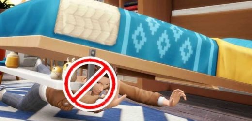 Sims 4 Modders Are Coming To The Rescue To Stop Murphy Beds From Killing Your Sims