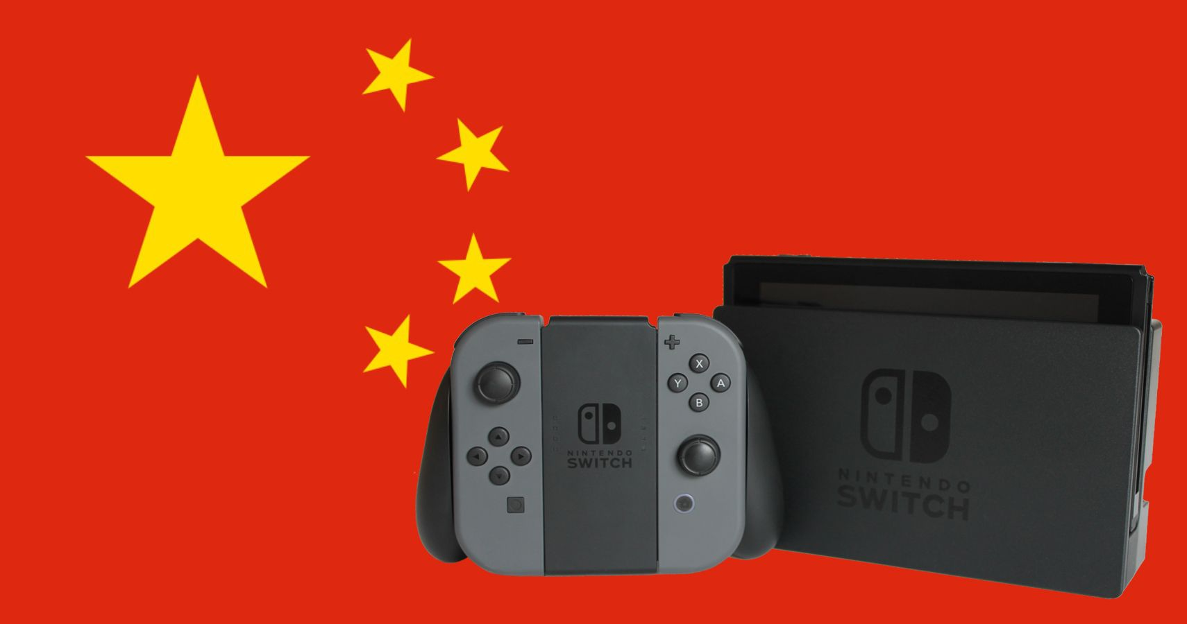 Chinese Nintendo Switch Cartridges Are Region-Locked