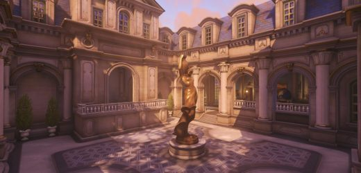Someone made a program that plays MIDI files on Overwatch's piano