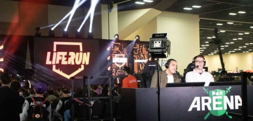 Lachlan Comes Out Victorious Debuting Fortnite's Liferun Mode At PAX South