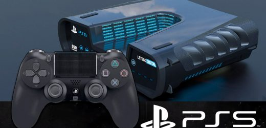 Leaked: PlayStation 5 Prototype Controller Looks Like Chunkier PS4 DualShock 4