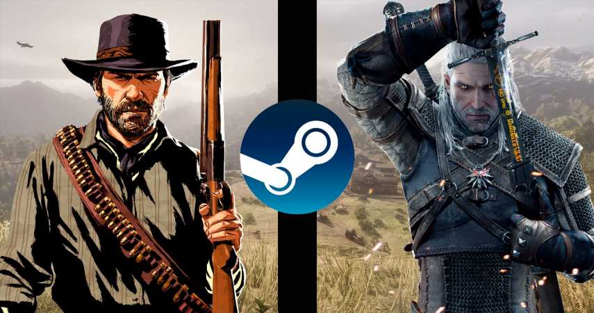 Red Dead Redemption 2 Has Just As Many Players As Witcher 3 On Steam