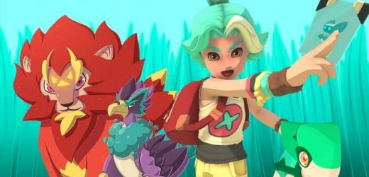 Temtem Is Going To Eat Nintendo's Lunch By Beating Them To Making A Pokemon MMO