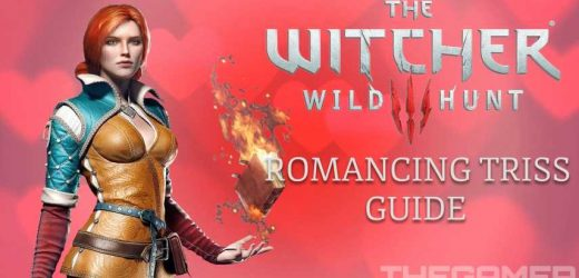 The Witcher 3: How To Romance Triss