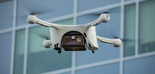 UPS and Matternet will soon begin delivering medical supplies via drone at UC San Diego Health