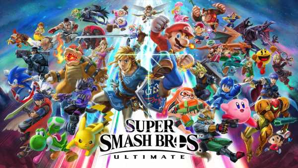 Super Smash Bros. Ultimate Livestream coming Jan. 16, will reveal next DLC character