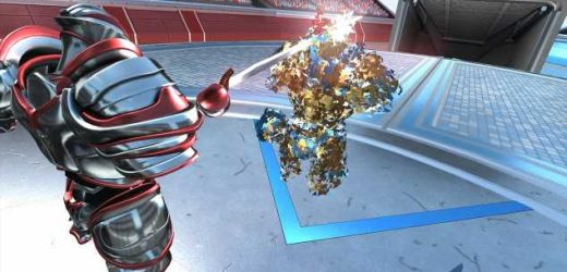 'Darknet' Dev Fuses Physics-based VR Combat & Turn-based Strategy in 'Ironlights' – Road to VR