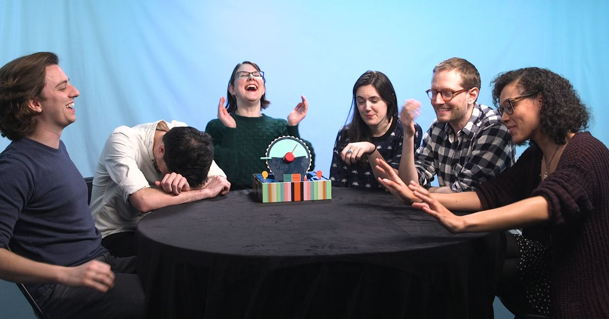 Wavelength is one of the best party games we've ever played