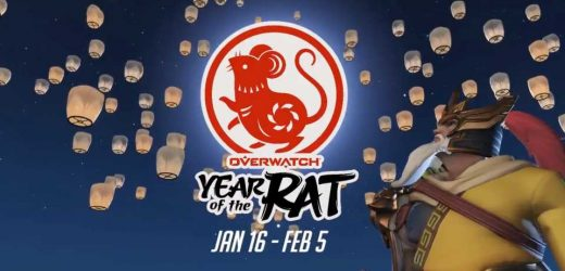 Overwatch's Lunar New Year is live with new skins and Capture the Flag Blitz