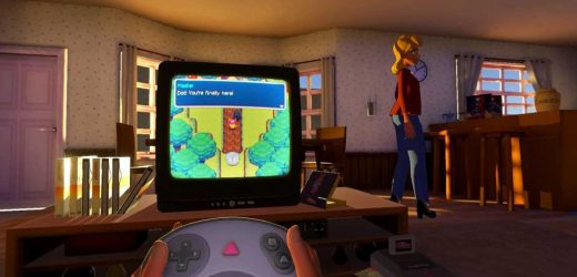 Retro-inspired Adventure 'Pixel Ripped 1995' to Launch Spring 2020 – Road to VR