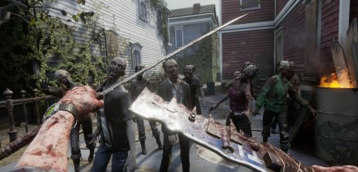 Walking Dead: Saints and Sinners excels at violence, struggles with VR design