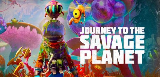 Journey To The Savage Planet Review: Short, Sweet, & Slimey