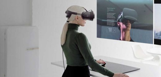 CES 2020: Varjo 'Workspace' is a Glimpse of VR's Future in the Workplace