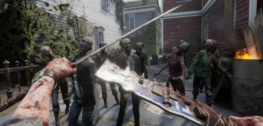 The Walking Dead: Saints And Sinners Is Another VR Physics Powerhouse