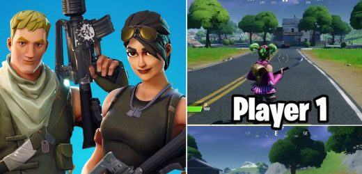 Fortnite Split Screen: How to do split screen on PS4, Xbox and Nintendo Switch?