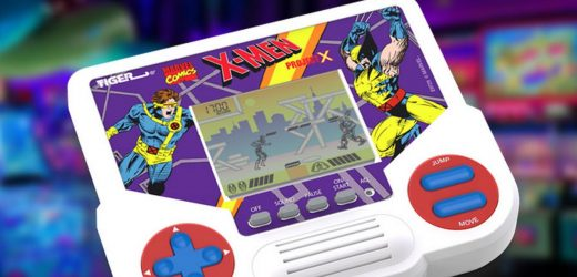 Retro LCD games are making a comeback, for better or worse