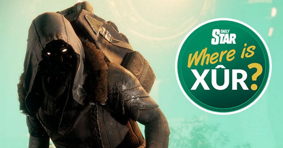 Xur Destiny 2 Location: Where is Xur and what is he selling today, February 14?