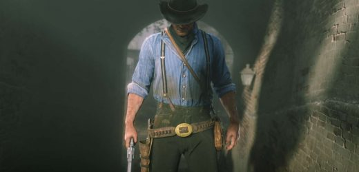 New Red Dead Online Update Will Get You In The Romantic Spirit