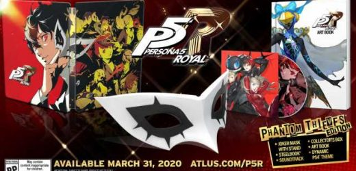 Persona 5 Royal Pre-Order Guide: Bonuses, Release Date, And Special Editions