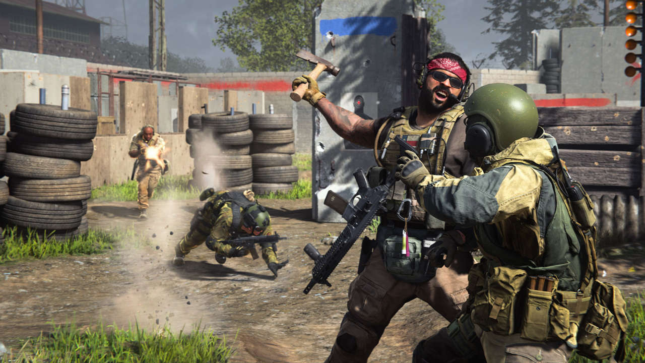 Call Of Duty: Modern Warfare Double XP Event Is Live, New Gunfight Variant Added