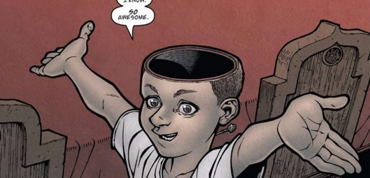 Locke & Key Comics Creator Joe Hill Announces New One-Shot Issue