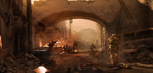 Yup, Another Call Of Duty Game Is Coming Later This Year