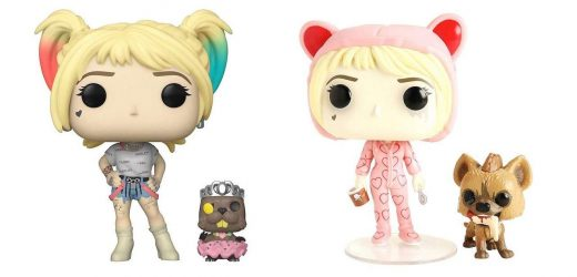 See The Birds Of Prey Funko Pops: Harley Quinn, Black Canary, And More