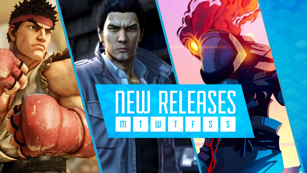 Top New Video Games Releasing On Switch, PS4, Xbox One, And PC This Week — February 9-15, 2020