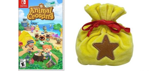 Animal Crossing: New Horizons' New Bell Bag Bundle Is Silly, But I Want It Anyway