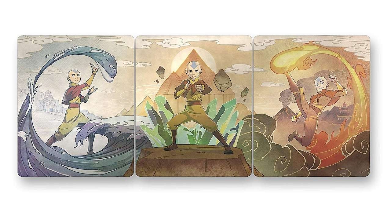 Avatar: The Last Airbender Celebrates 15th Anniversary With New Steelbook Box Set (And It's On Sale)