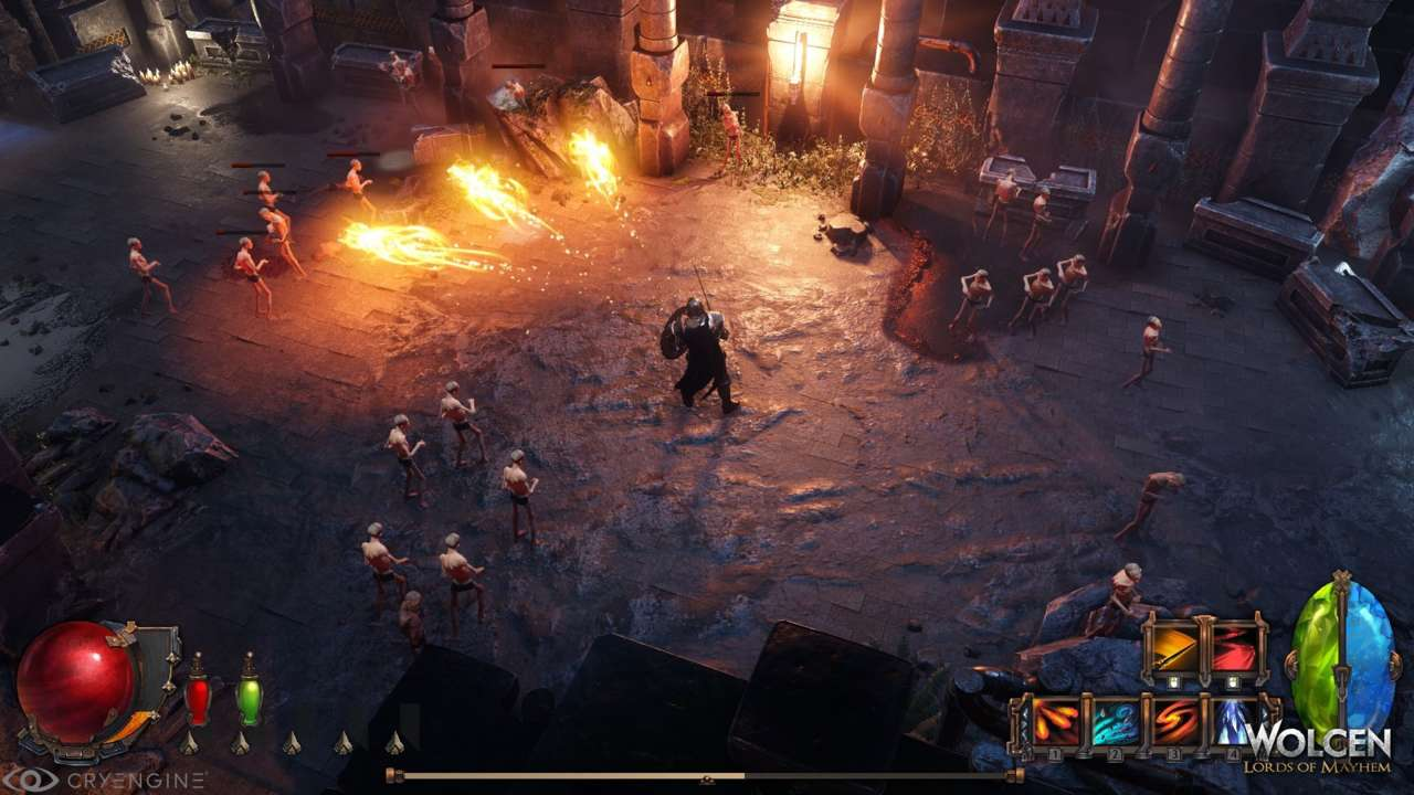 Diablo-like Wolcen: Lords of Mayhem Leaves Early Access