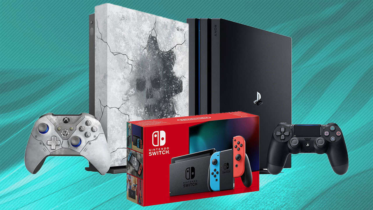 Switch, PS4 Pro, Xbox One X, And More Receive Major Discounts In New Ebay Sale