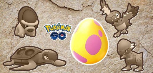 Surprise Pokemon Go Event Now Live, Focuses On Fossil Pokemon